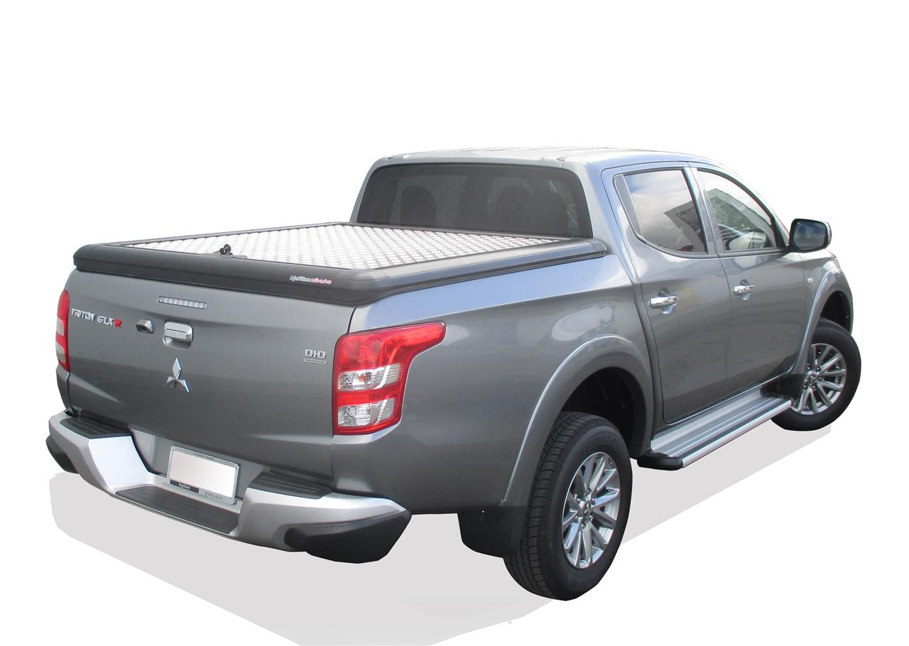 evo600 tonneau cover alu mitsubishi l200 2016 double. Black Bedroom Furniture Sets. Home Design Ideas