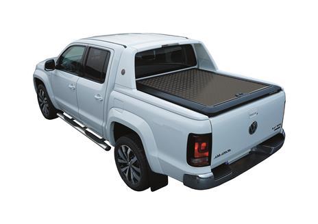 evos200sb tonneau cover alu v2 volkswagen amarok v6. Black Bedroom Furniture Sets. Home Design Ideas